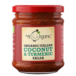 MR ORGANIC Italian Coconut and Turmeric Salsa 200g