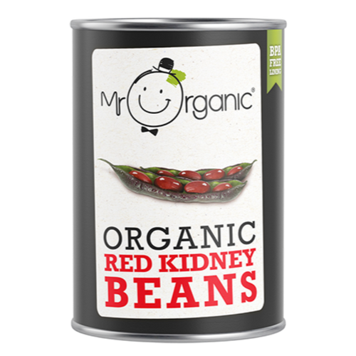 MR ORGANIC Organic Red Kidney Beans 400gr