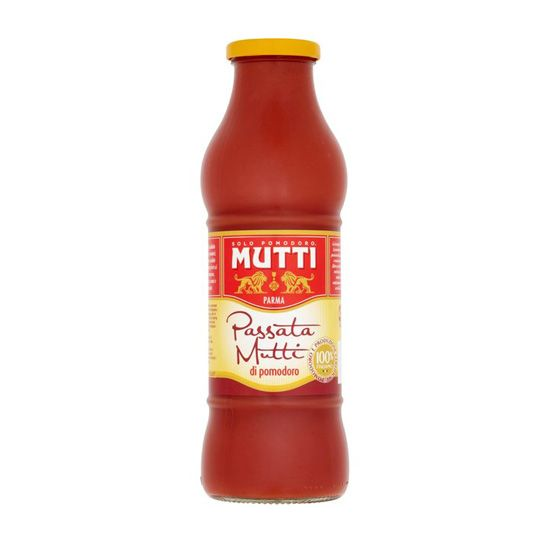 MUTTI PLAIN PASSATA 700G