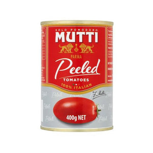 MUTTI Whole Peeled Tomatoes 400gr