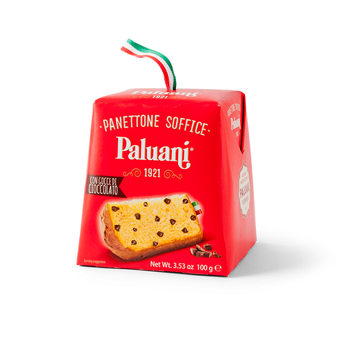 PALUANI Mini Panettone Chocolate Chip 100gr