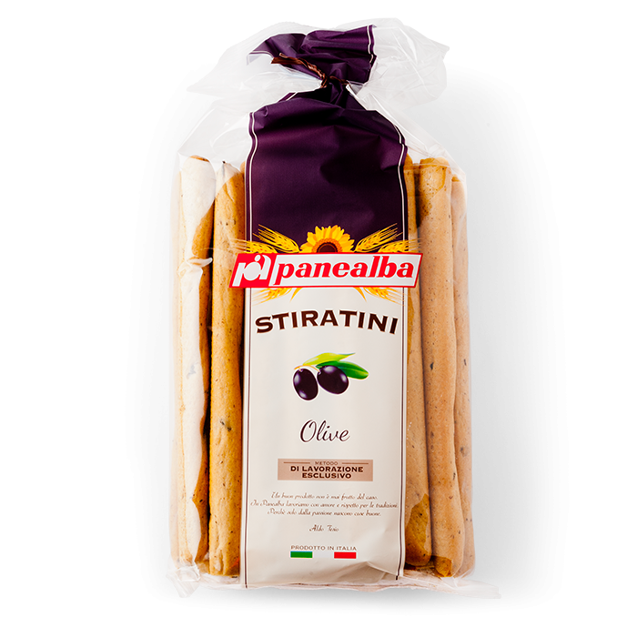 PANEALBA Stiratini Black Olive 250gr