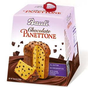 BAULI Panettone Chocolate Chips 750g