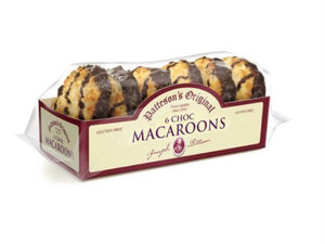 PATTESON'S GF Chocolate Macaroons
