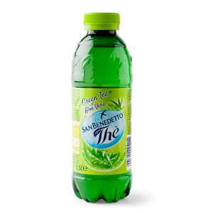 SAN BENEDETTO Green Tea & Aloe Vera 0.5L