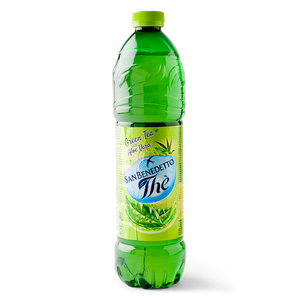 SAN BENEDETTO Green Tea & Aloe Vera 1.5L