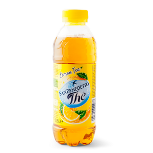 SAN BENEDETTO Lemon Ice Tea 0.5L