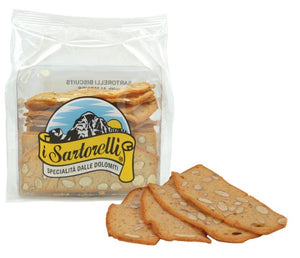 I SARTORELLI Cookies with Almonds 120gr
