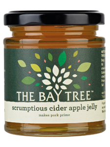 THE BAY TREE Scrumptious Cider Apple Jelly 200gr