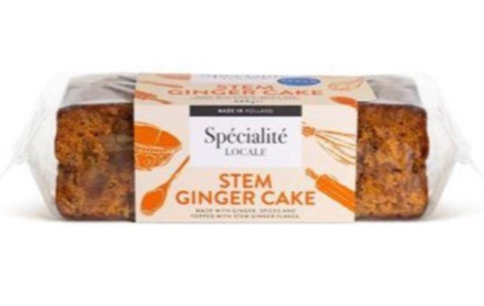 SPECIALITE LOCALE Stem Ginger Cake 465g