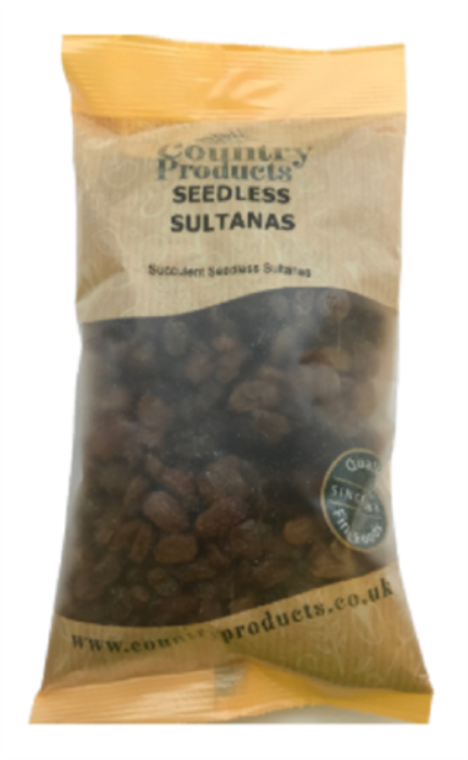 COUNTRY PRODUCTS Sultanas 300g