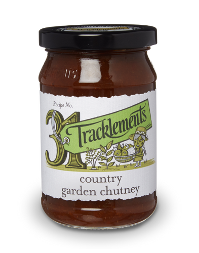 TRACKLEMENTS Country Garden Chutney 320g