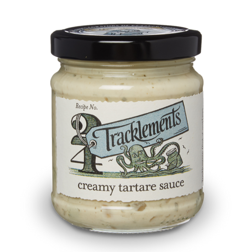 TRACKLEMENTS Creamy Tartare Sauce 200g