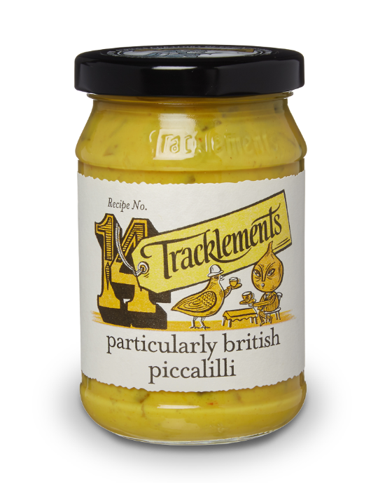 TRACKLEMENTS Particularly British Piccalilli 270g