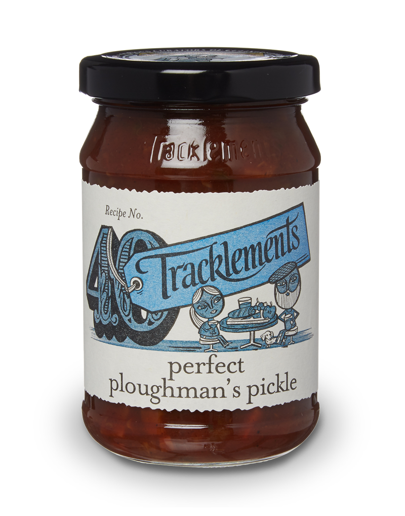 TRACKLEMENTS Perfect Ploughman's Pickle 295g