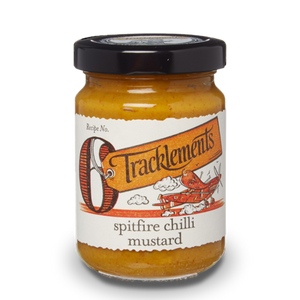 TRACKLEMENTS Spitfire Chilli Mustard 140g