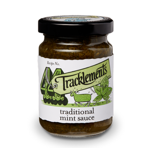 TRACKLEMENTS Traditional Mint Sauce 150g