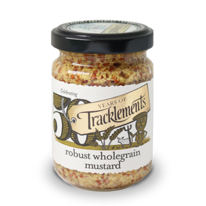 TRACKLEMENTS Robust Wholegrain Mustard 140g