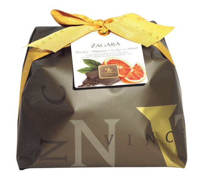 VINCENTE Zagara Chocolate & Orange Panettone 750GR