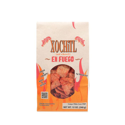 XOCHITL Enfuego Chips 340g