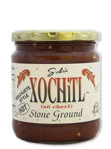 XOCHITL Stone Ground Salsa 425g