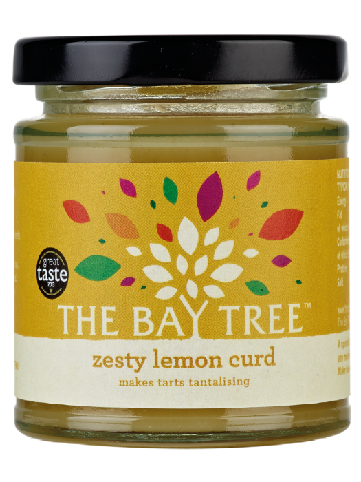 THE BAY TREE Zesty Lemon Curd 200gr