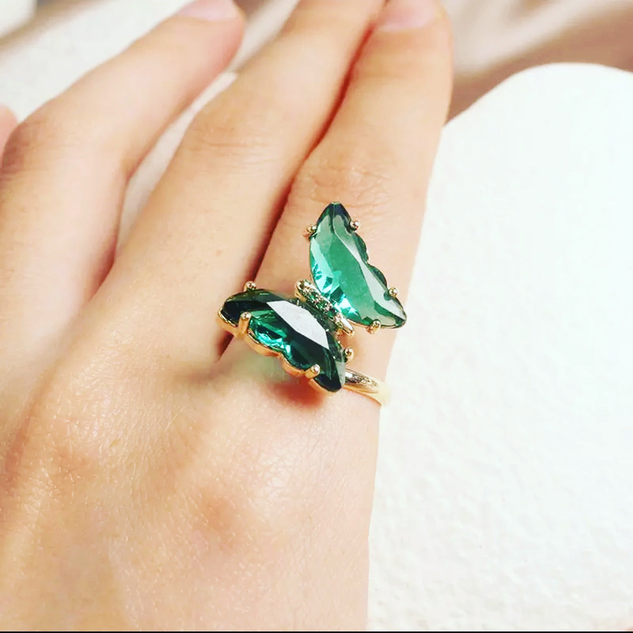 Monarch Ring