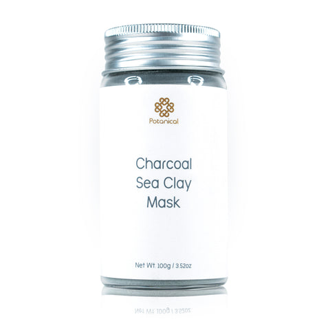 Charcoal Sea Clay Mask 木炭海泥面膜
