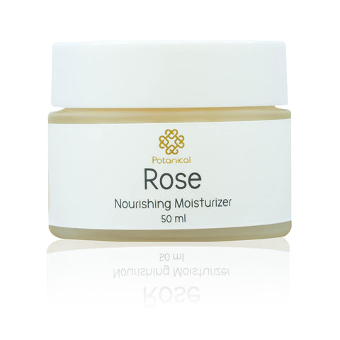 Rose Nourishing Moisturizer 玫瑰水潤保濕霜