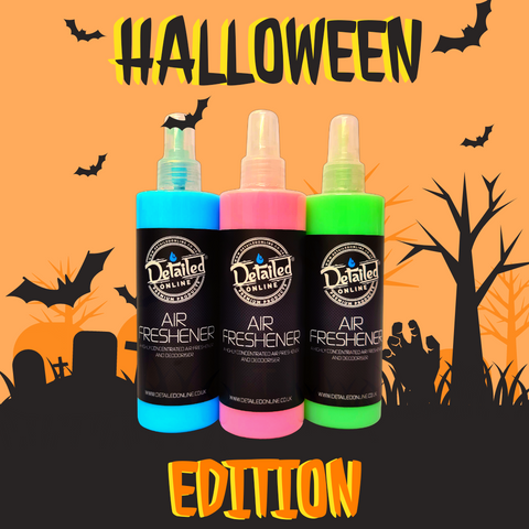 Halloween Air Freshener Trio Bundle