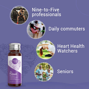 Protect Skin & Heart Health (30 Bottles)