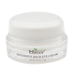 Product jar for Heivy Intensive Rich Eye Cream