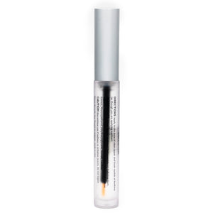 Heivy Peptide Lash Serum showing label with directions and ingredients