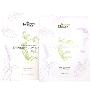 Dendrobium Anti-Glycation Face Masks (5 Pack)