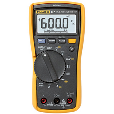 Fluke 117 True RMS Multimeter