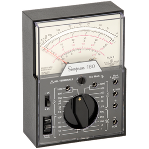 Simpson 160 Handi VOM Analog Multimeter