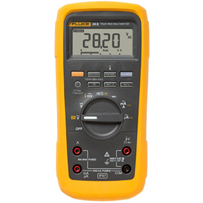 Fluke 28 II Rugged Digital Multimeter