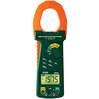 Extech 380926 2000A True RMS AC/DC Clamp Meter