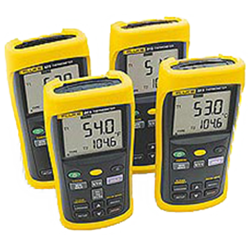 Fluke 51 II Single Input Digital Thermometer 60Hz