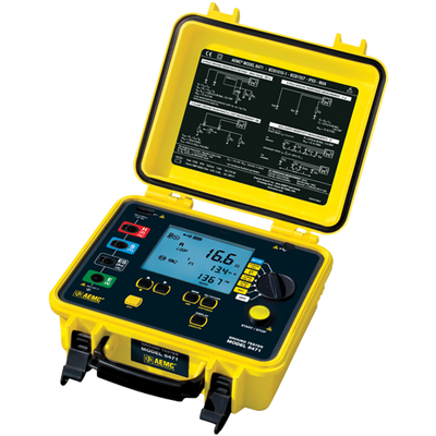 AEMC 6471 Multifunction Ground Resistance Tester