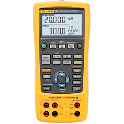 Fluke 726 Precision Multifunction Process Calibrator