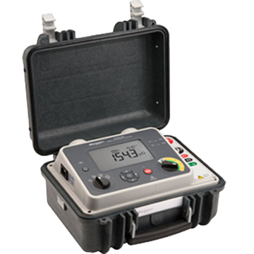 Megger Dlro100eb 100 A Highly Portable Micro-Ohmmeter With Dualground Safety