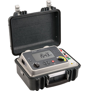 Megger Dlro100xb100 A Highly Portable Micro-Ohmmeter With Dualground Safety