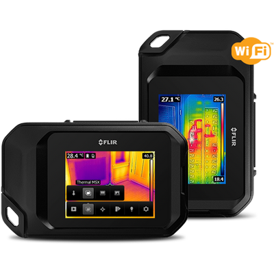 Flir C3 Compact Camera With WI-FI