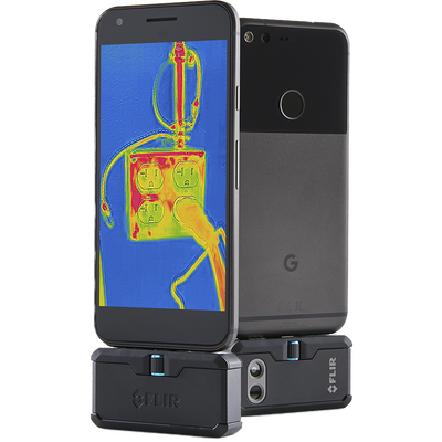 FLIR ONE Pro Pro-Grade Thermal Camera for Smart phones