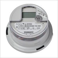 GE I210+ kWh Digital Meter Fm2S, 200A, 120/240 volts, kWh meter