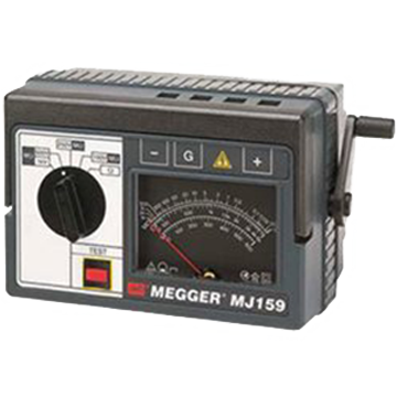 Megger Mj159 Insulation Testers