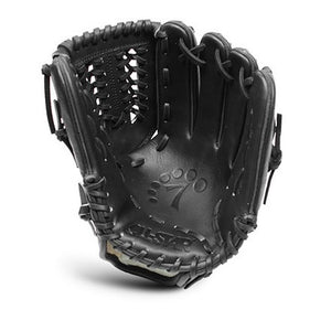 "GW-RTP: All-Star S7™ UTILITY : FGS7-PIBK 11.75"" MODIFIED TRAP Pitcher/Infield Glove Blk-GloveWhisperer, Inc"