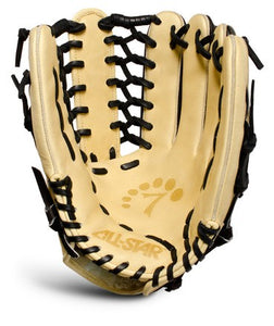 "GW-RTP: All-Star S7™ OUTFIELD : FGS7-OFL 12.75"" TRAP Outfield Glove-GloveWhisperer, Inc"