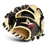 "GW-RTP_RS: All-Star S7™ PITCHER : FGS7-PT 12"" BASKET Tan & Blk-GloveWhisperer, Inc"